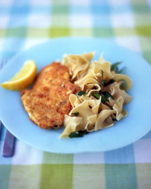 Chicken Schnitzel | Recipe