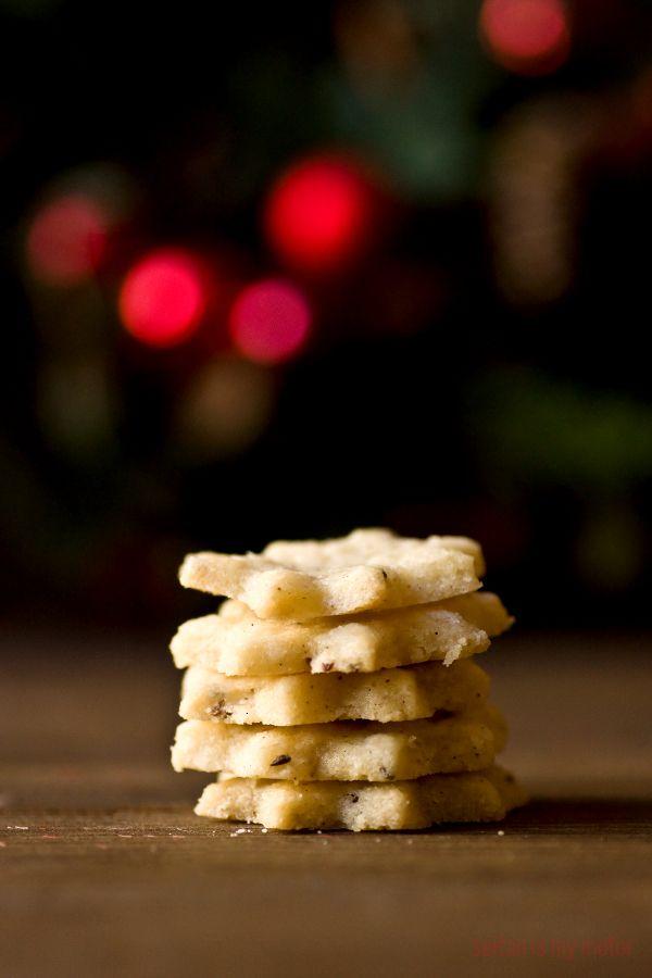 anise shortbread | Christmas | Pinterest