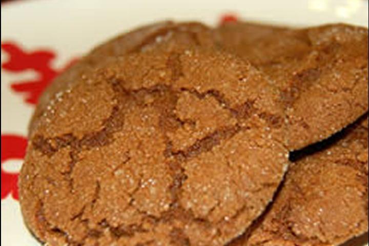 Gingersnaps | Desserts | Pinterest