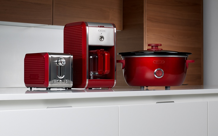 Bella Dots Coffee Maker Red : Pin by BELLA on The BELLA Dots Collection Pinterest