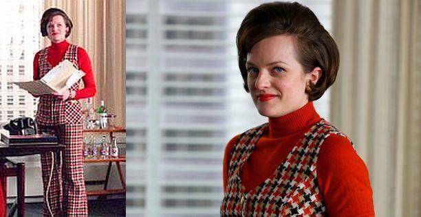 Peggy's 'Mad Men' pantsuit: The inside story | EW.com