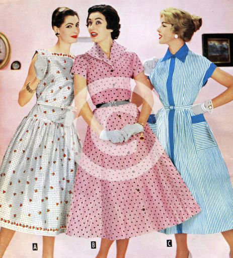 Excellent What Did Women Wear In The 1950s