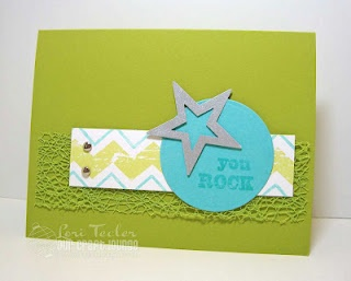 Created with Our Craft Lounge's Every Heart Beat stamp set.