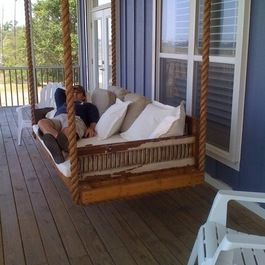 Sittin on the Front Porch swing
