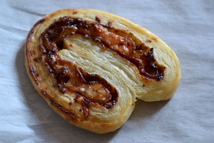 Fig, Proscuitto and Parmesan Savory Palmiers | Cook | Pinterest
