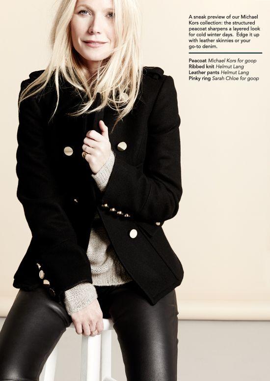 Gwyneth Paltrow Leathe...