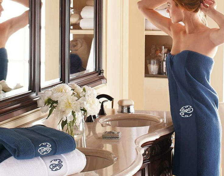 Softer and longer than towels found at many five-star hotels and spas