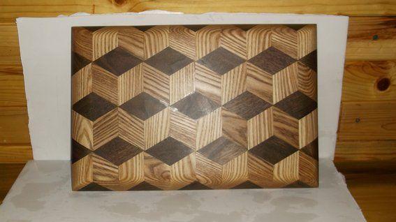 3D Cutting Board Patterns