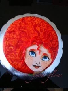 brave cake :)