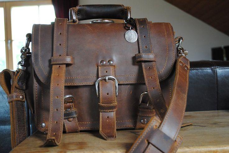 saddleback leather small briefcase | Eyed Bags | Pinterest Saddleback Leather
