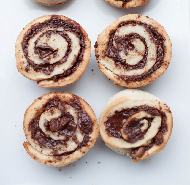 Chocolate Swirl Buns | Foods I want to try | Pinterest