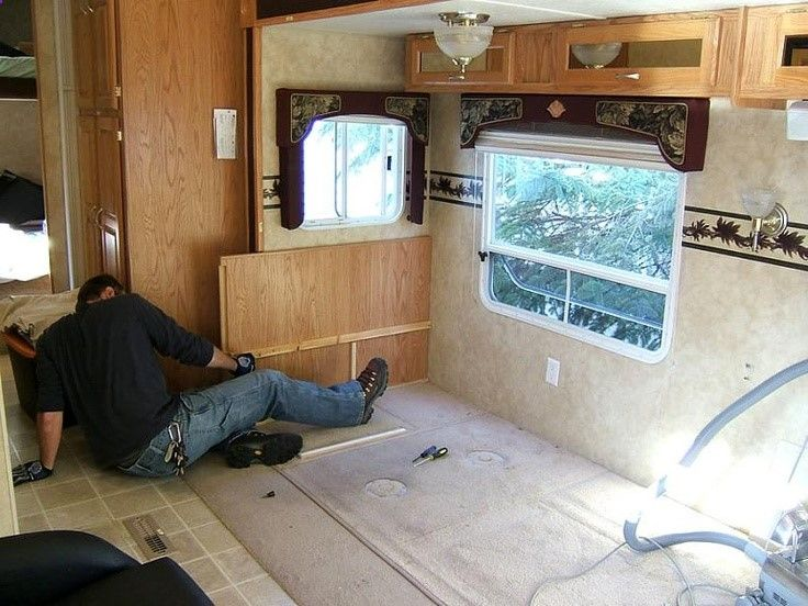 How To Remodel RVs Motorhomes Yourself See I