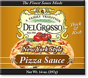 New York Style Pizza Sauce | Sauces: Tomato/Marinara/Pizza | Pinterest