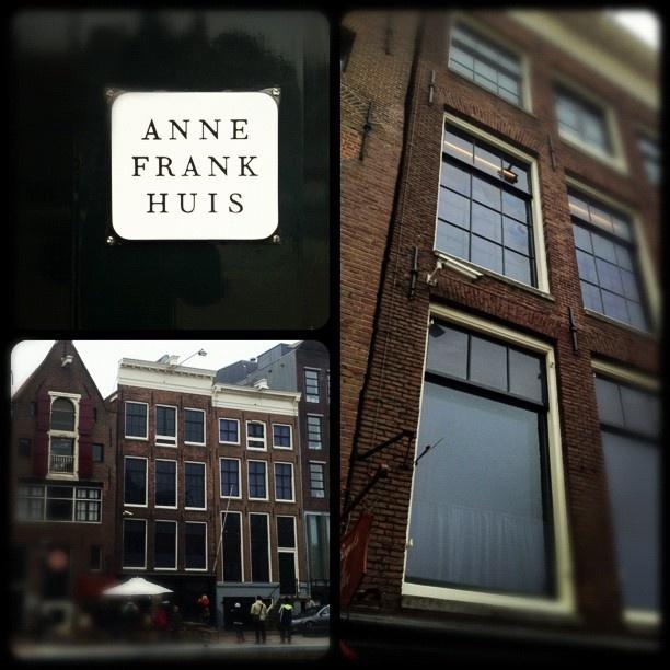 Anne Frank House Amsterdam Anne Frank Pinterest