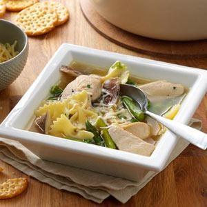 Oh-So-Good Chicken Soup (TNT) 714206414fa7c000974a0ce3dbb9cd71