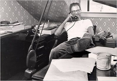 Arthur miller style of writing