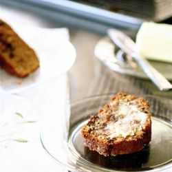 Lemony Olive Oil Banana Bread | Nom Nom Nom | Pinterest