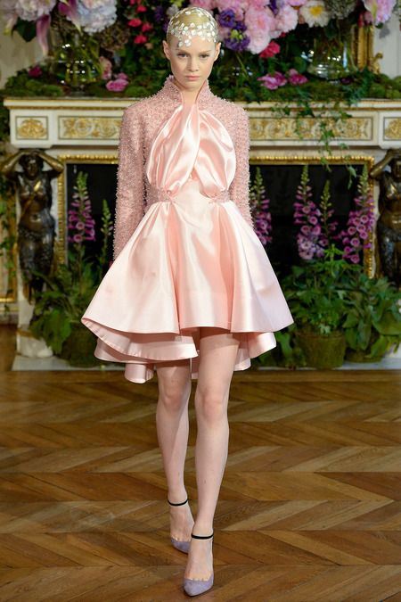 Alexis Mabille Fall 2013 Couture