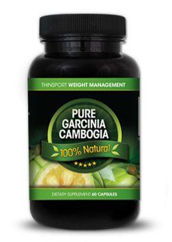 Natural fat burner - Garcinia Cambogia