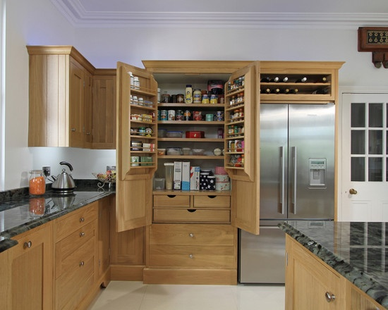 Pantry Kitchen Remodel Ideas Pinterest