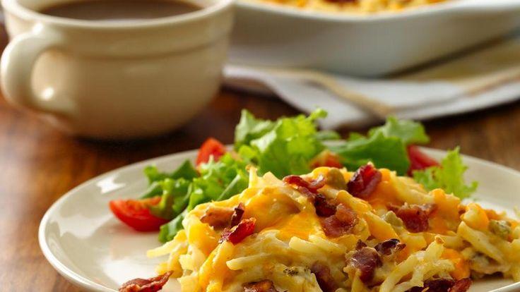 ... potato casserole using progresso traditional potato broccoli and