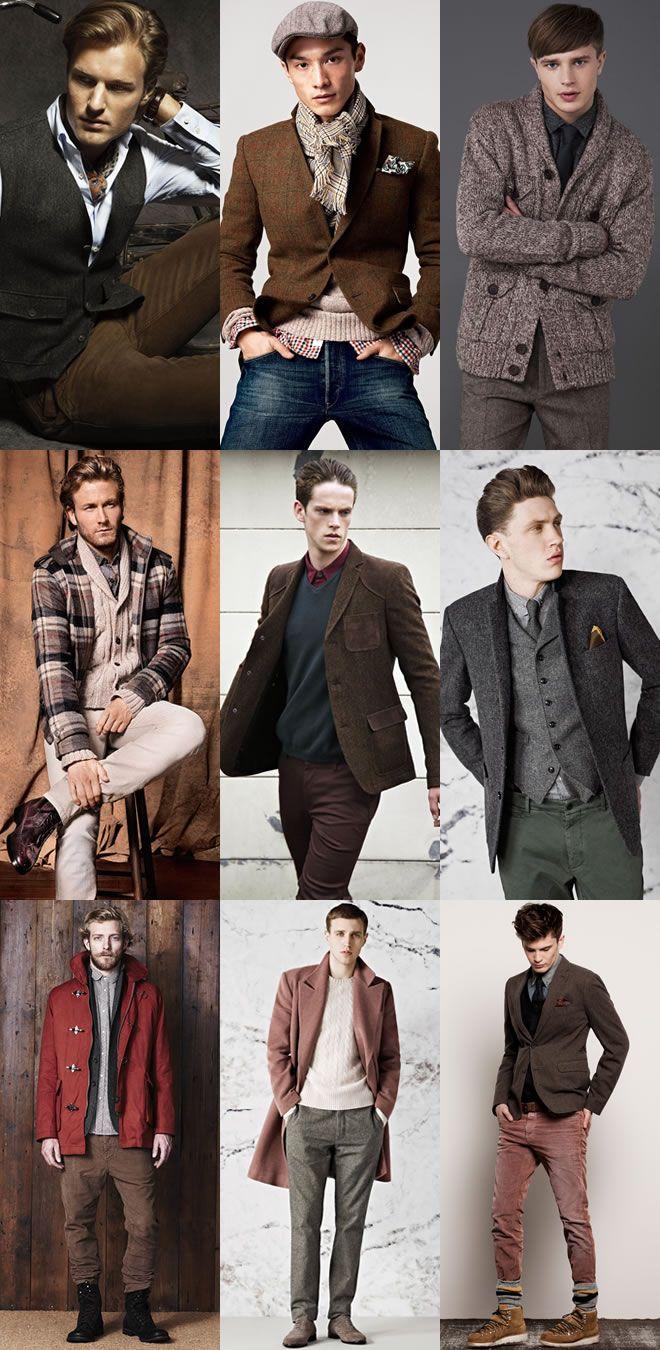 Autumn/Winter Layering Inspiration  fashionbeans.com