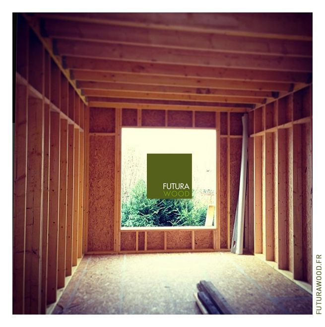 Maison en bois › Extension en bois › Terrasse en bois Futurawood
