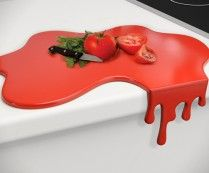 Bloody Kitchen Chopping Board