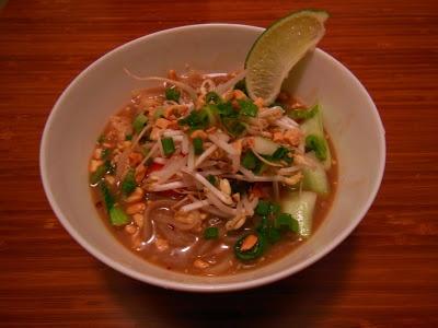 Pad Thai Soup | Recipes | Pinterest