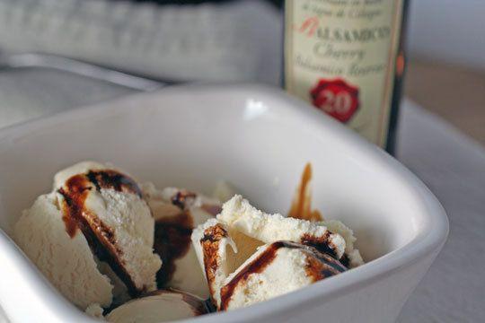 12 ice cream toppings including: Boozy cherries, Brown sugar brandy ...