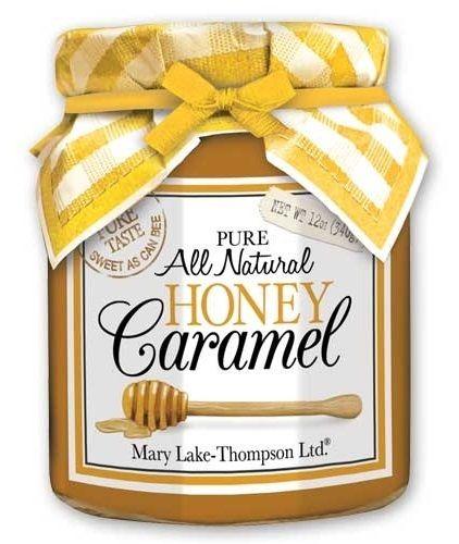 Caramel Honey | f.alimenti | Pinterest