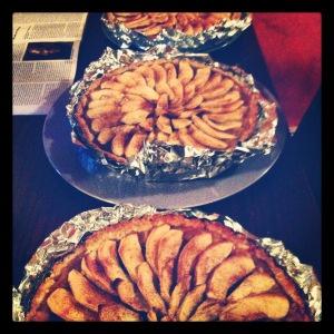 ... blog: Apple torte, Brandied Apple Butter AND Honey Ginger Cake