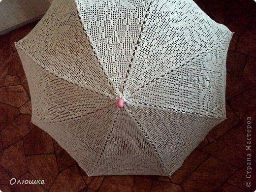 Crochet Umbrella : filet crochet umbrella Crochet Accessories Pinterest