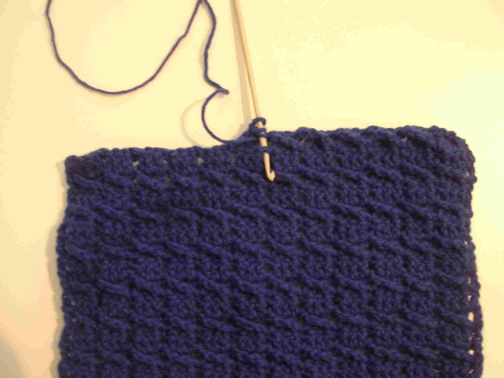 Crochet Stitches Triple : Crochet Stitches