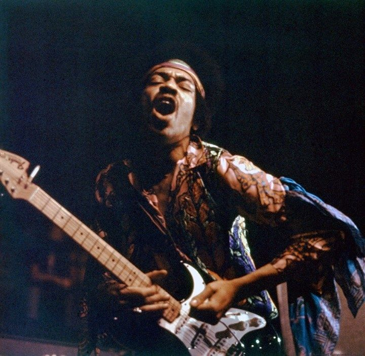 Jimi Hendrix Voodoo Child All Along The Watchtower
