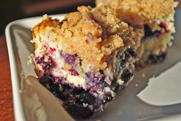blueberry buckle... 1 c. Milk!!!! | sugar sugar... can't stay away fr ...