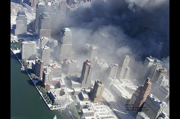 9 11 essays aftermath