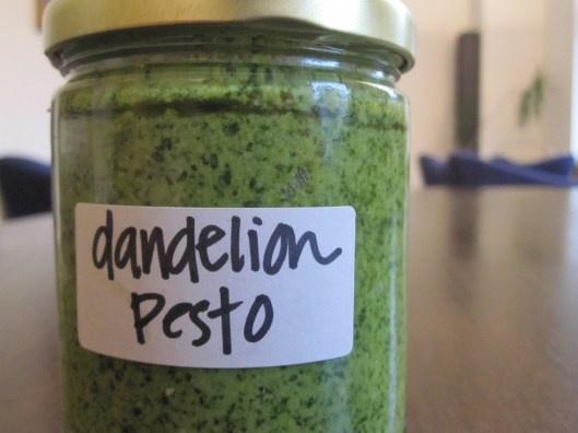 Dandelion Pesto | MEALS & RECIPES | Pinterest