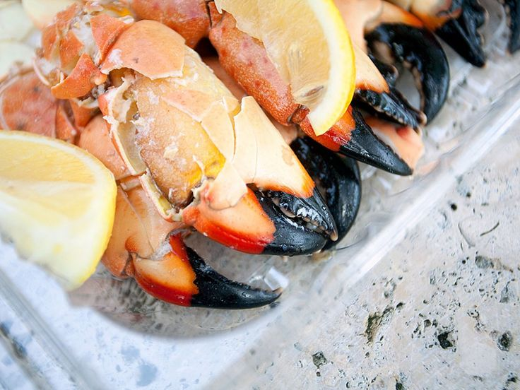 Stone crab claws in Miami | For the kitchen & yummies | Pinterest