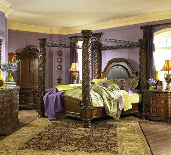 North Shore Bedroom Set Walls Within Pinterest