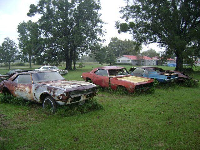 Camaro Wrecking Yards : Salvage yards camaro autos post