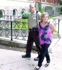 Christy Sprunger Shaffer - LaGrange Co. woman gets 4 years in toddler's death- ONLY SERVES 77 DAYS FOR MURDER!!!