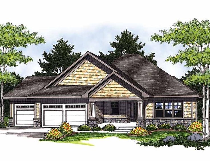 10 decorative ranch house curb appeal ideas home for Curb appeal ideas for ranch style homes