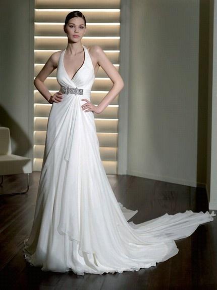 Casual wedding dresses on pinterest second wedding for Wedding dresses for casual second weddings