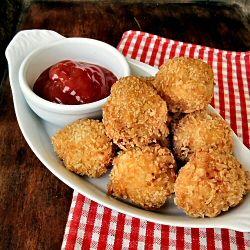 Cheesy potato tots. Homemade Tater Tots! | Food {Sides-Potatoes} | Pi ...
