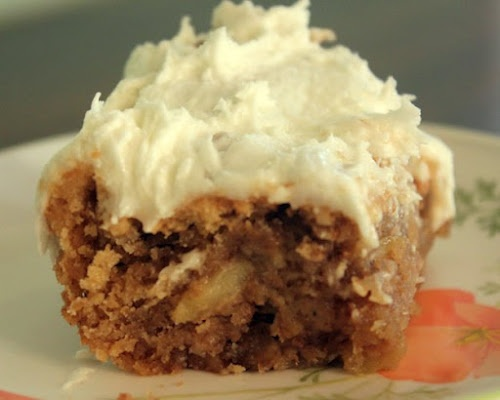 Apple Walnut Cake | Food | Pinterest