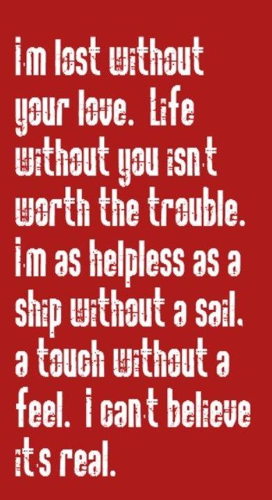Love song lyric quotes lol rofl com