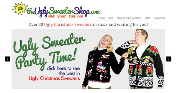 Ugly Christmas Sweater | Funny Christmas Sweaters for Men and Women
