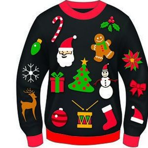 Ugly Christmas Sweaters For Sale At Walmart Sweater Vest
