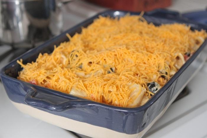 Pepperoni Pizza Mac and Cheese | Recipe